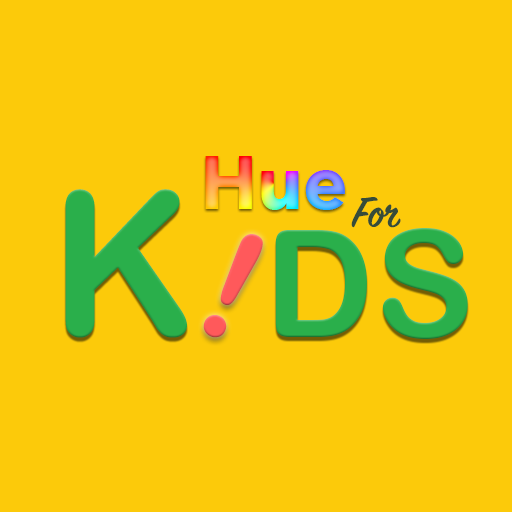 Hue for Kids Icon