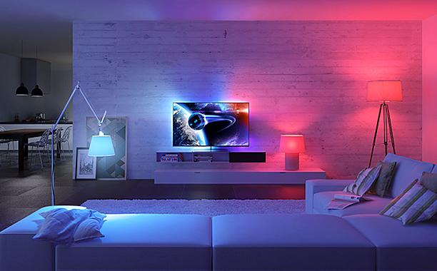 Hue lights to soon Sync with Movies & Games