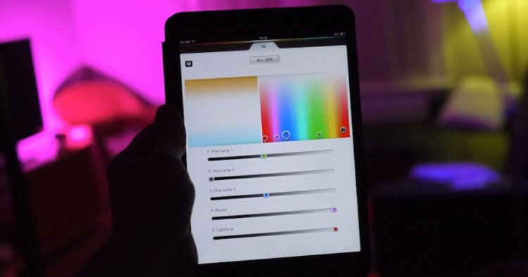 philips-hue-ipad