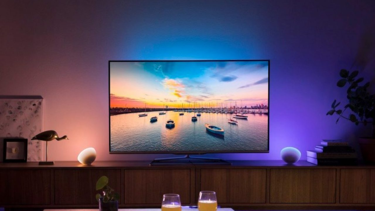 Philips Hue Tv Light Strip.How To Sync Your Philips Hue Lights With Your Tv Xbox Or Ps4