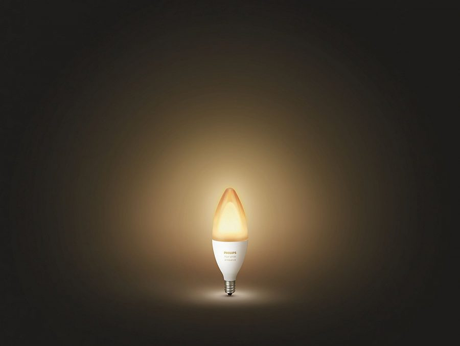 New Hue E12 Candle Bulbs Released