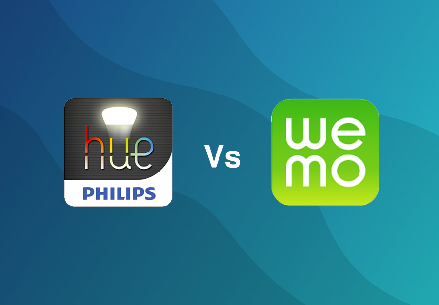 Philips Hue vs. Belkin WeMo – We Compare