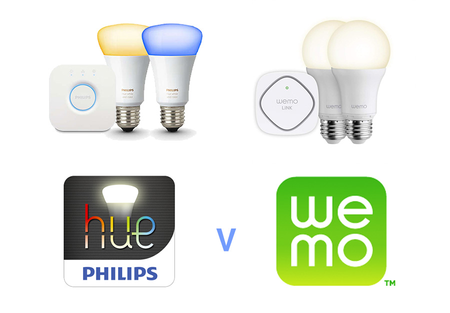 Philips Hue vs. Belkin WeMo