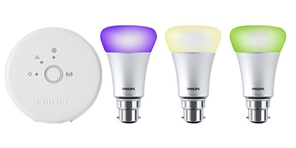 Philips Hue Released