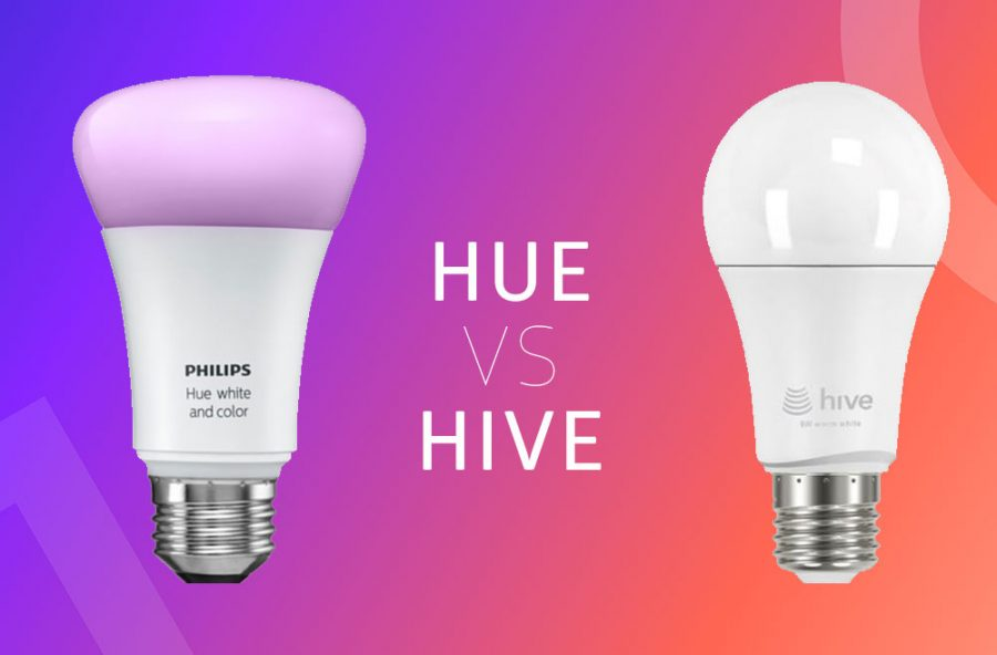 Philips Hue Vs Hive Bulbs