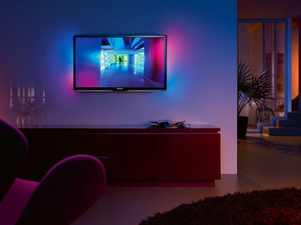 Best Philips Ambilight TVs Guide & Reviews - Hue Home Lighting