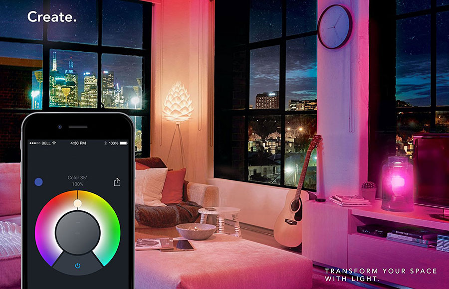 LIFX Smart Bulbs & Guide