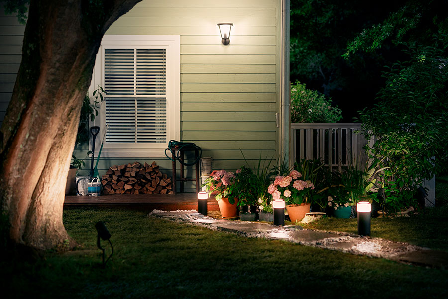 Philips Announces the Hue Outdoor Range