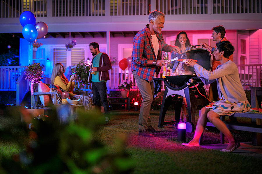 Philips Hue Outdoor Lights Released