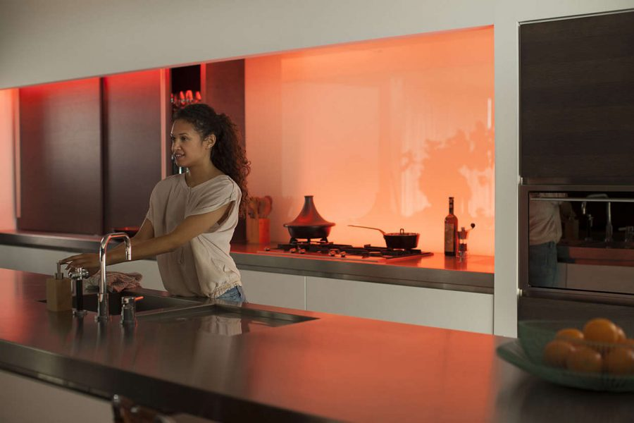 Philips Hue Kitchen Lighting Ideas