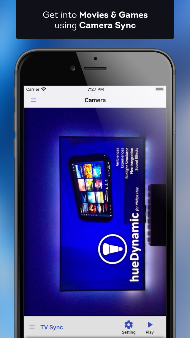 hueDynamic App Download - Hue Home Lighting App Directory