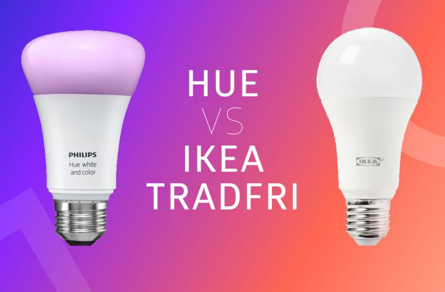 Philips Hue vs. Ikea Tradfri