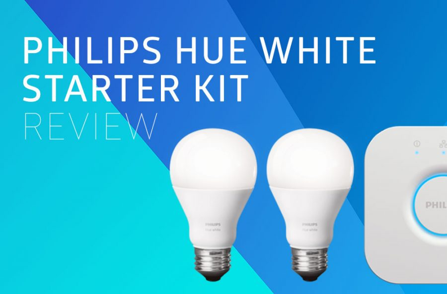 Philips Hue White Starter Kit Review