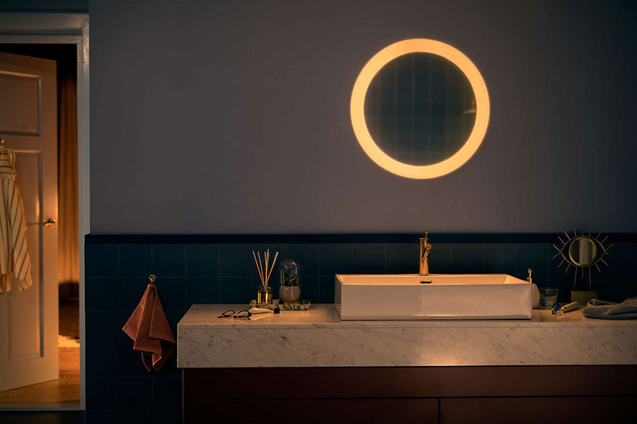 Philips Hue Bathroom Lights
