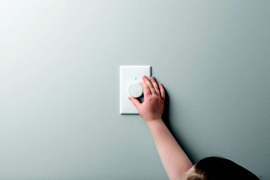 Wall Dimmer Switch for Hue from Lutron