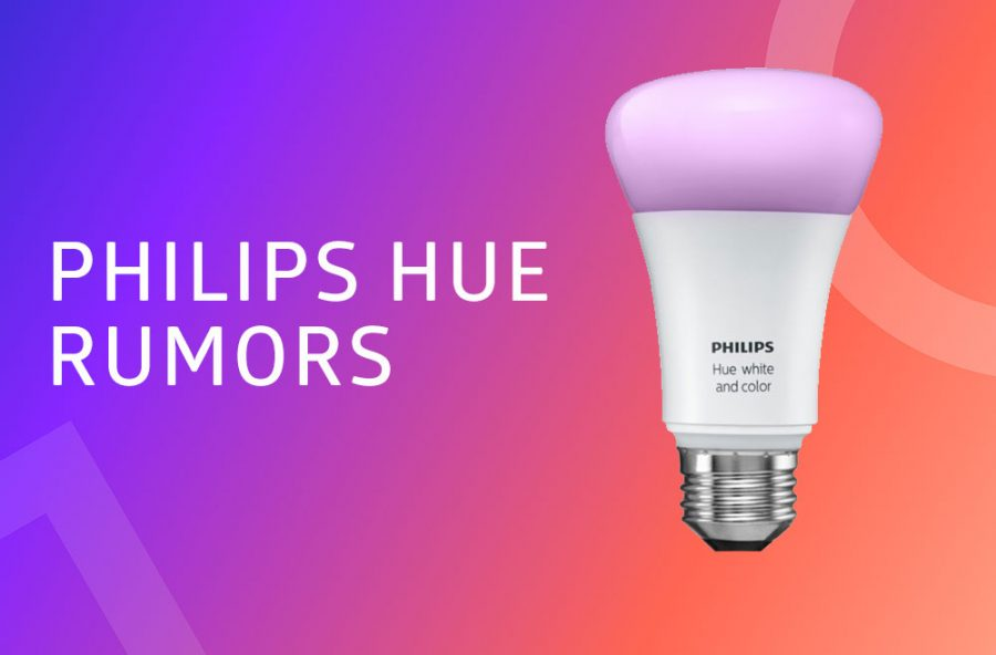 Philips Hue Rumors