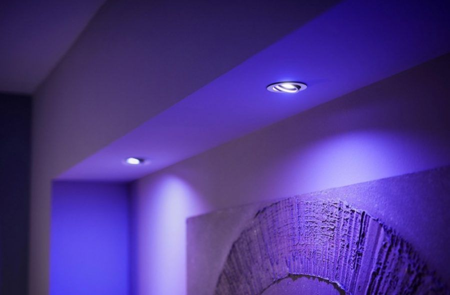 Philips Hue Centura: New colored recessed Spot Coming Soon