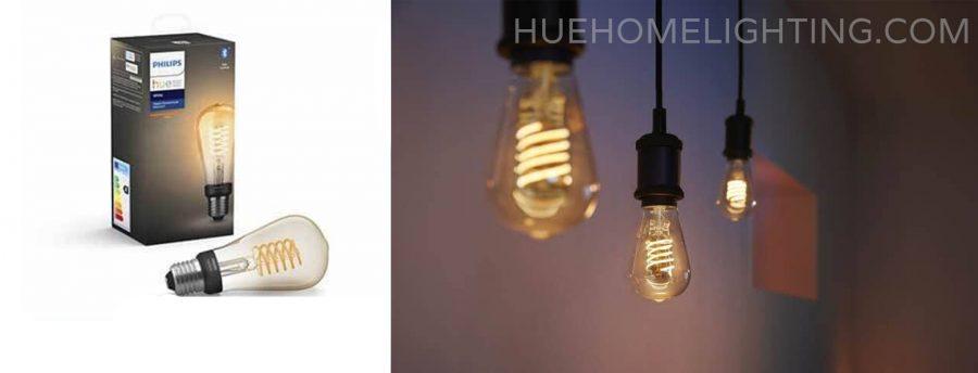 Philips Hue White Filament Edison