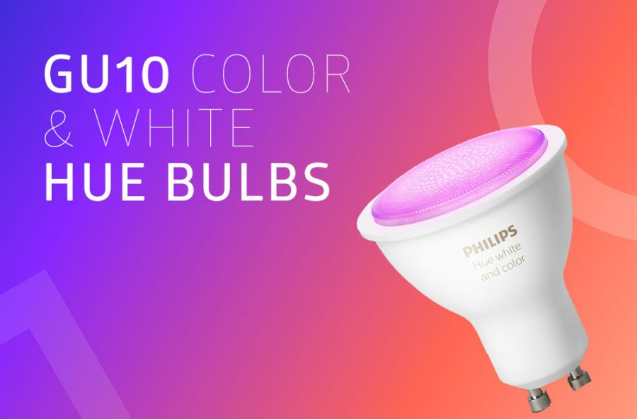 Philips Hue GU10 Spotlight Guide & Dimensions