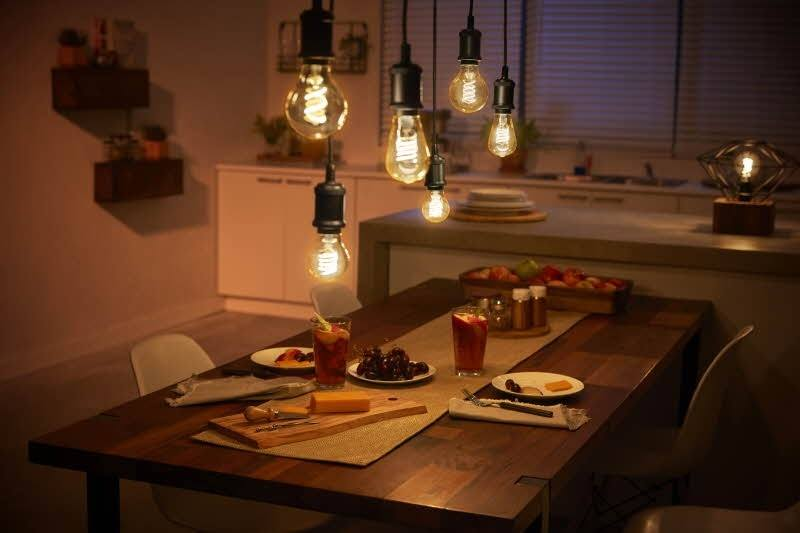 Philips Hue Filament Lamps Released