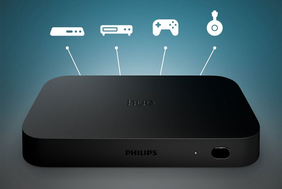 Hue Play HDMI Sync Box Released