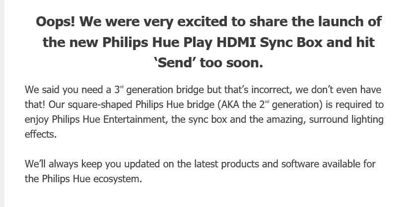 hue bridge newsletter