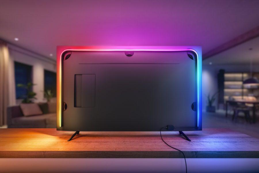 Hue play TV Lightstrip