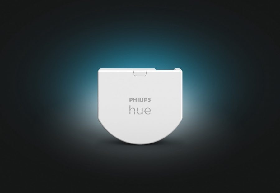 New Philips Hue Wall Light Smart Switch